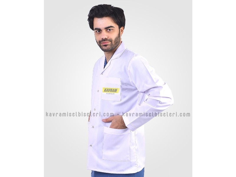 Erkek Doktor Önlük